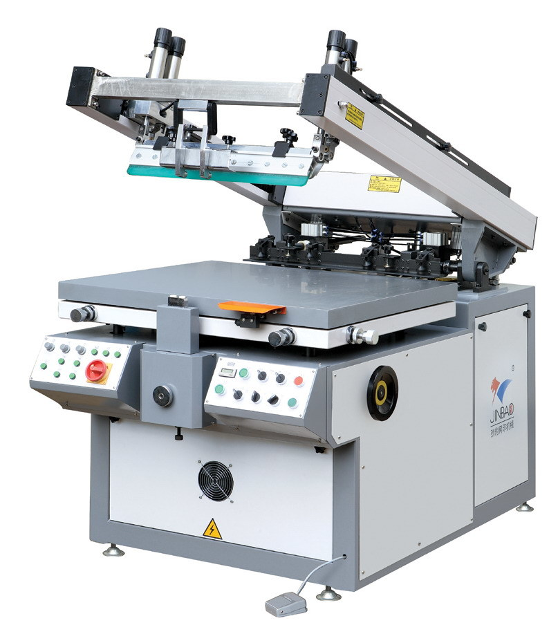 High Precision Screen Printing Machine (JB-8060A)