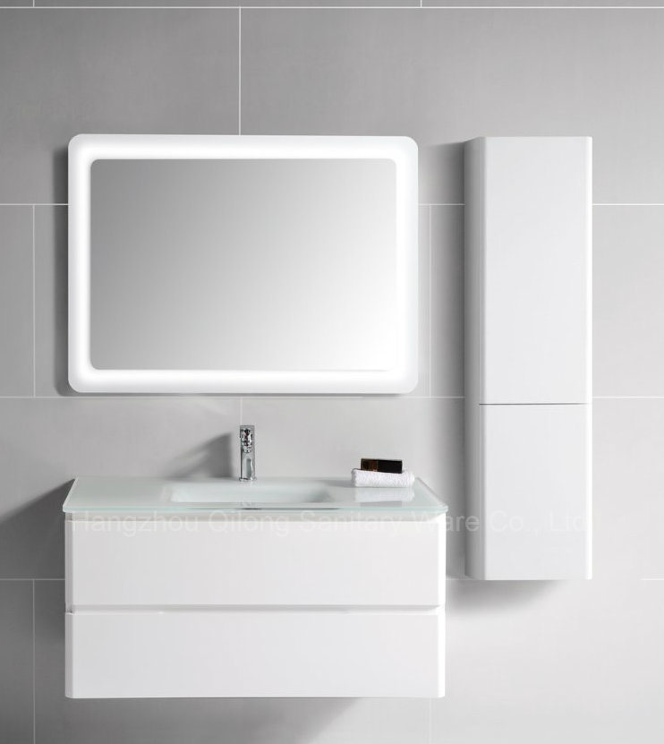 2017 Hot Selling Bathroom Cabinet with LED Light