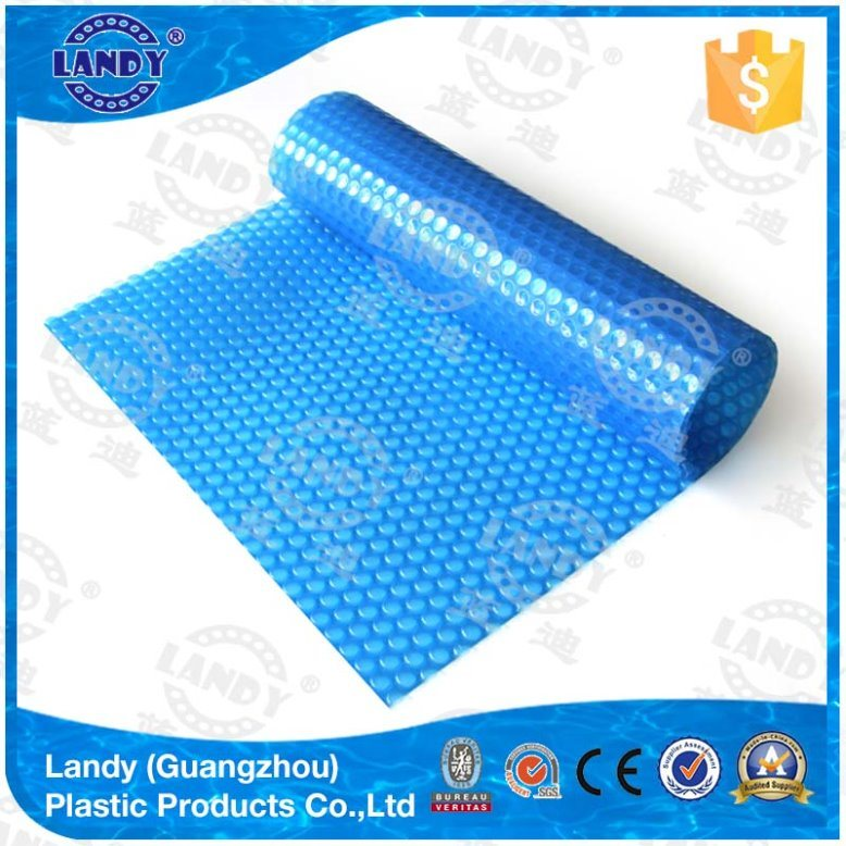 Suitable Solar Pool Cover for Any Shape.