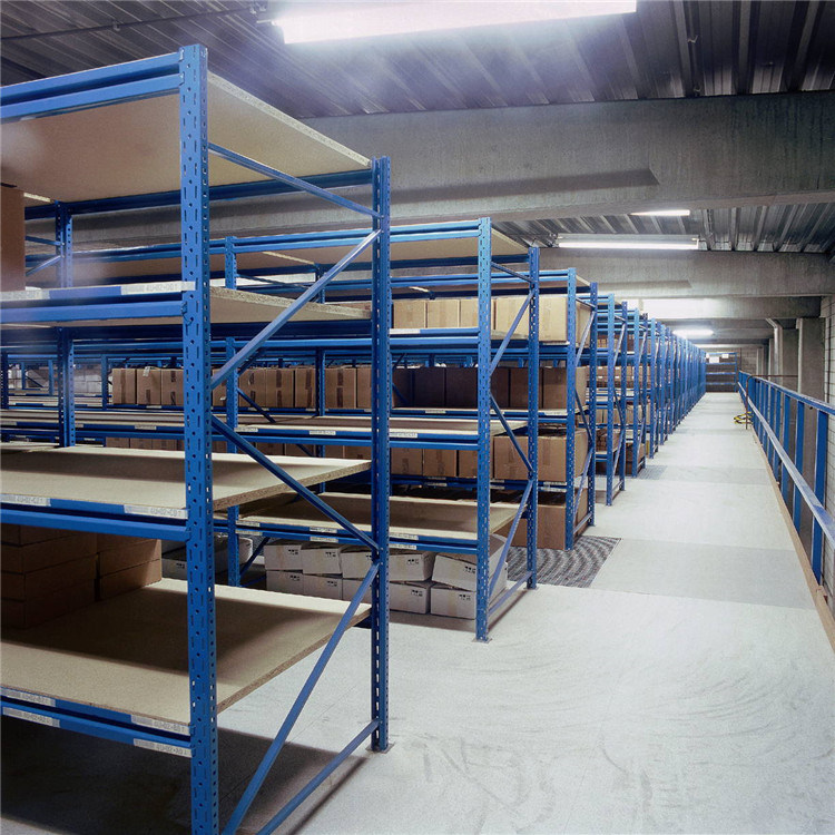 Long Span Rack with Step Beam
