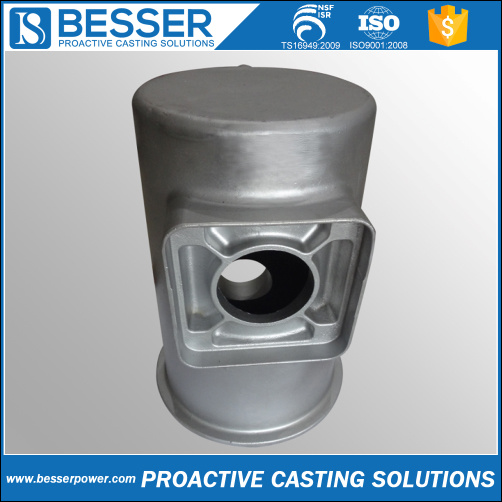 Hot Selling OEM Stainless Steel Small Water Pump Impeller Casting
