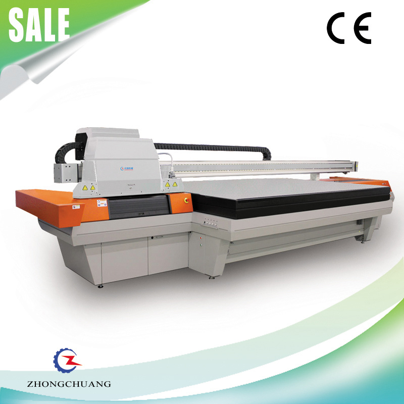 High Speed Large Format UV LED Flatbed Door Printer