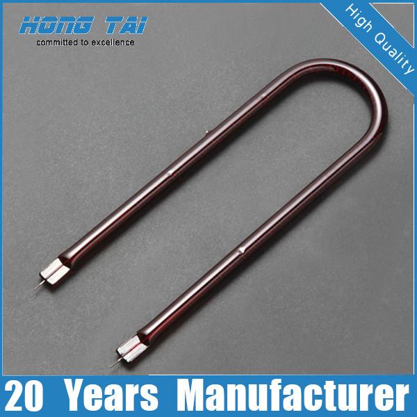 Heating Fast Quartz Golden Lamp Heater Tube