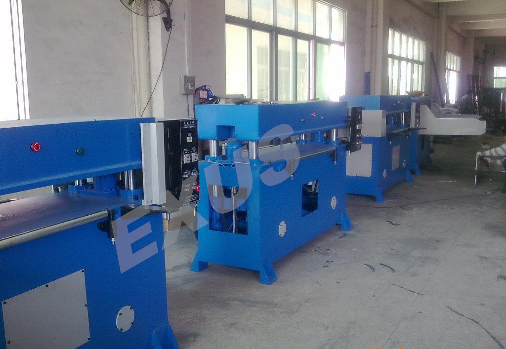 Precision Hydraulic Four-Column Plastic Blister Cutting Machine