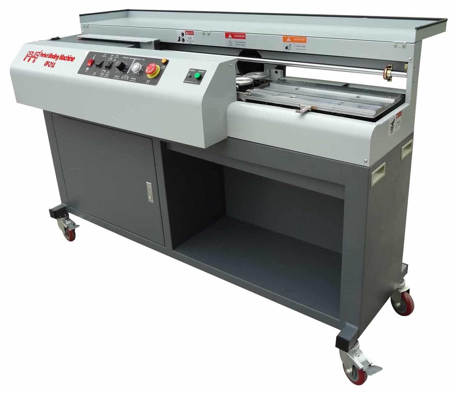 paper binder machine