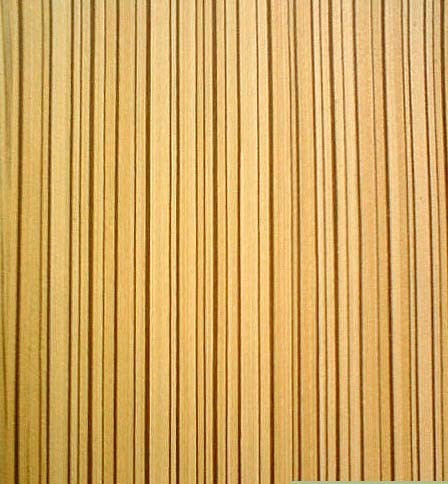 China Veneer (E.V.Zebrano 106) - China Veneer, Engineered ...