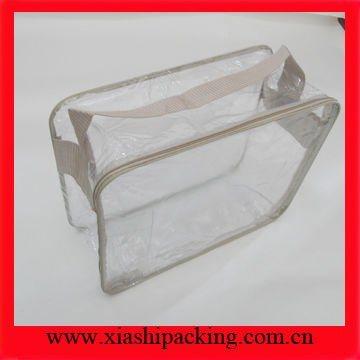 China Bedding Packaging Bag XSM 1004 China Pvc Non