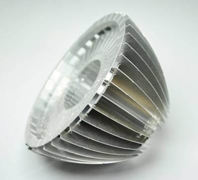LED Bulb Light Heatsink (LH-003)