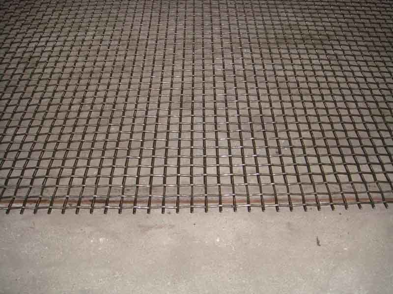 China square wire mesh screen