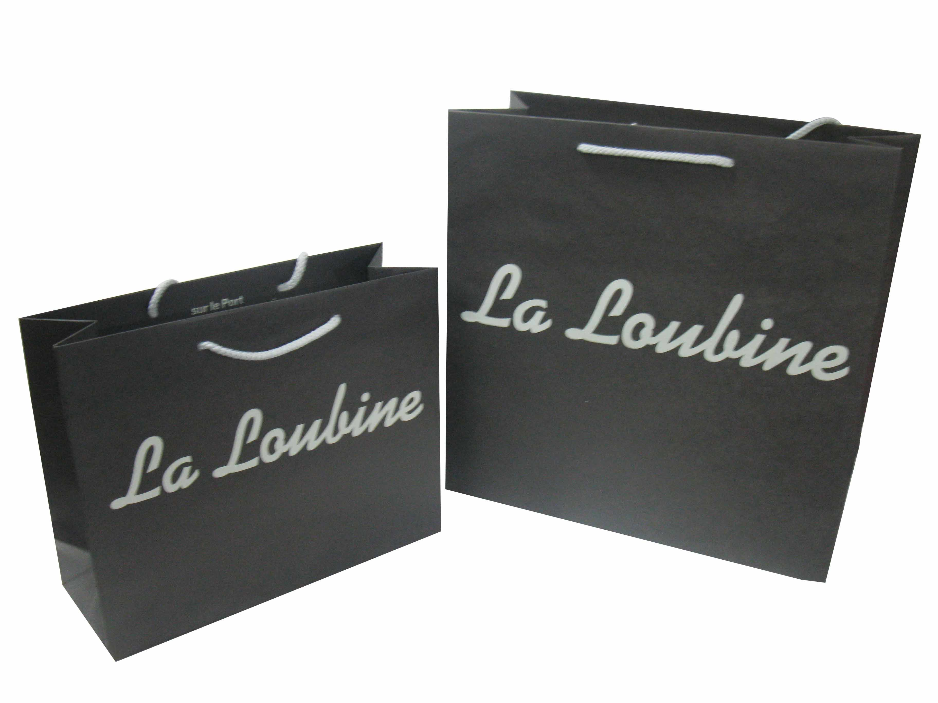 Shopping Bags (KH-PB010) - China Paper Bags,Shopping Bags,Carrier Bags