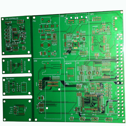 1 Layer to 26 Printed Circuit Board