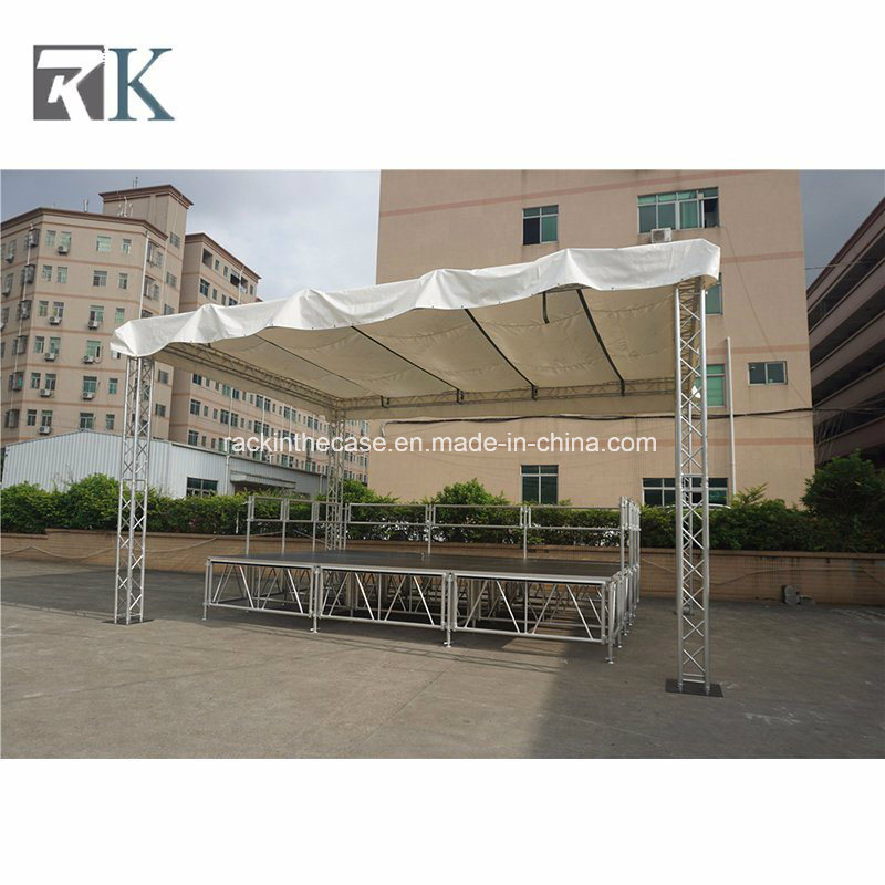 Outdoor Aluminum Stage Roof Truss System for Big Event
