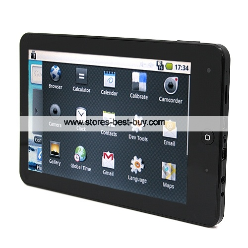 Gpad G10 Android 2.1 Mid Tablet PC 7 Inch 1080p 3D Games