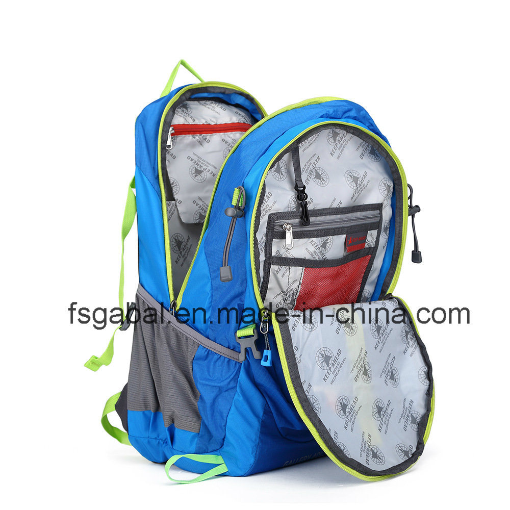 30L Daypack Soft Back Type Sport Cycling Travel Laptop Bag Hiking Backpack