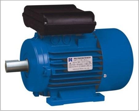 China single phase capacitor start induction motor ml for Single phase capacitor start motor