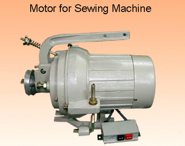 China sewing clutch motor china motor for Sewing machine motor manufacturers