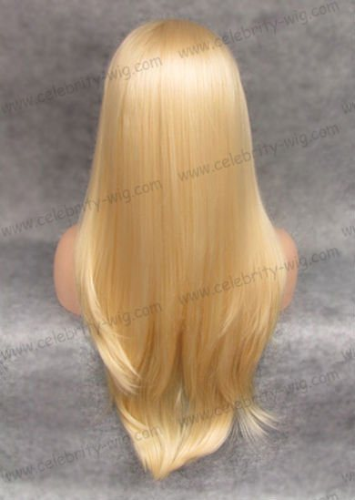 ... Hair Wig,Long Straight Hair - China Wig Long Straight Hair, Blond Hair