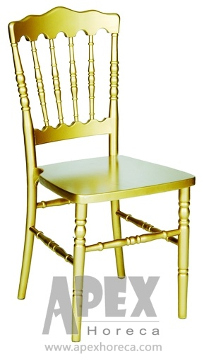 Napoleon Chair (AH6055W) Hotel Furniture Catering Chair