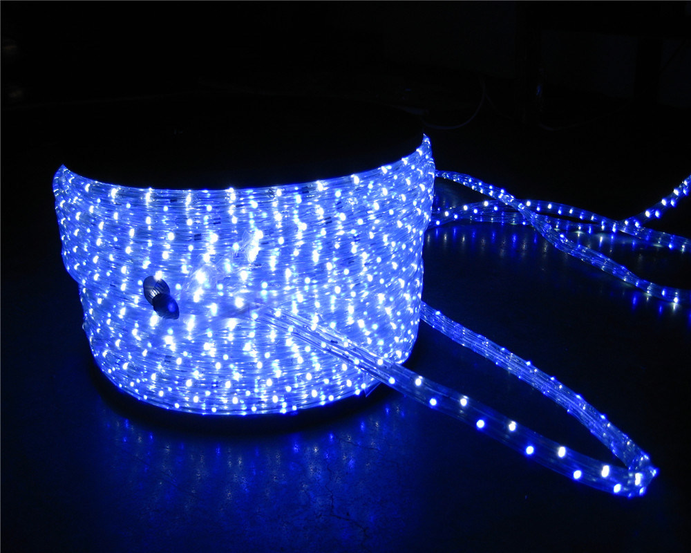 Flat 3 Wires LED Rope Light