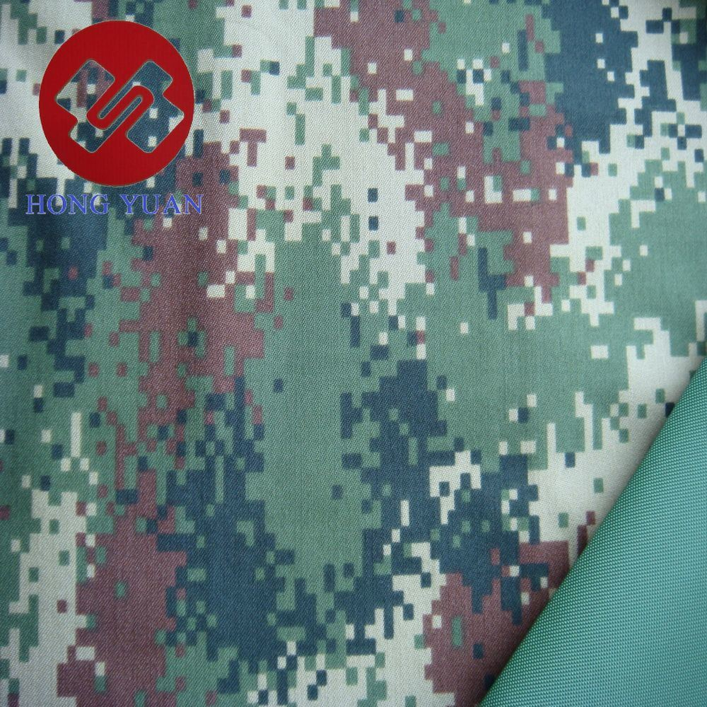 Military Camouflage Fabric (CAMOU0015)