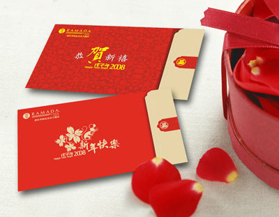 Newest Design Envelope Red Packet