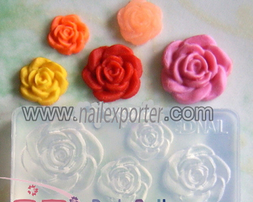 China 3D Nail Mold - China 3D nail mold, nail art