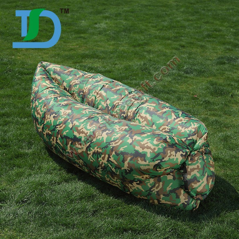 New Products Air Bean Bag Air Sofa on Park