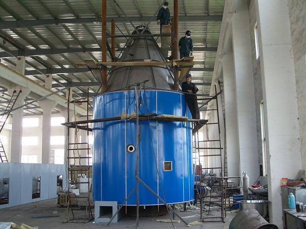 Spray Dryer for Liquid Like Coffee, Milk, Low Energy