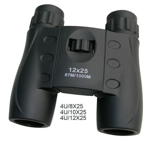 8X25 Compact Waterproof Sport Telescope (4U3/8X25)