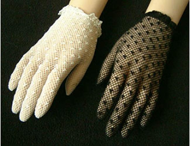 Crocheting Gloves : HOW TO CROCHET GLOVES - Crochet - Learn How to Crochet
