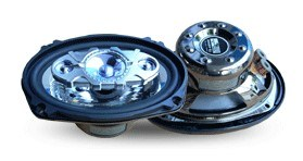 6X9 4-Way Car Speaker with Neodymium Tweeter (TS-A6908)