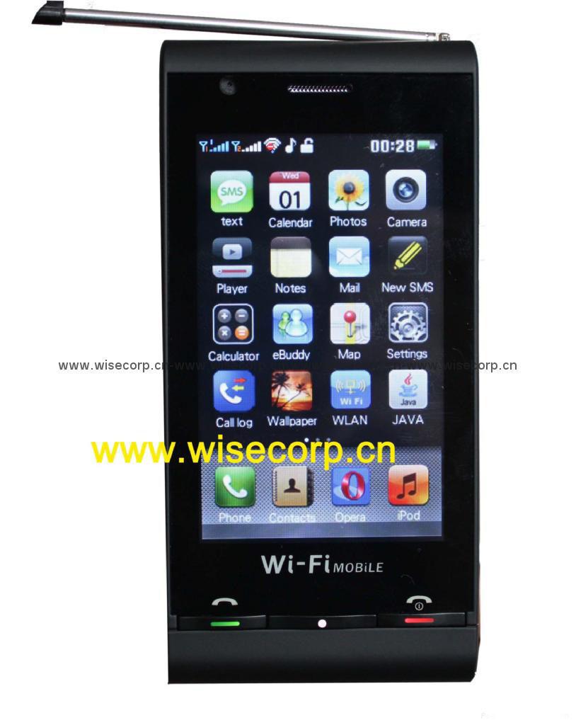 china wifi java cell phone tv quad band dual sim mobile
