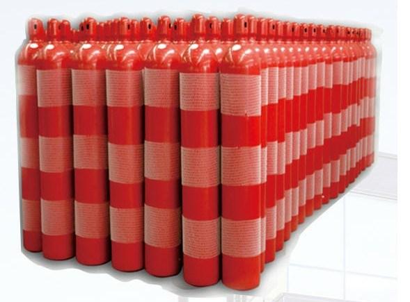 Hiqh Pressure Carbon Fiber Air Tank 45kg CO2