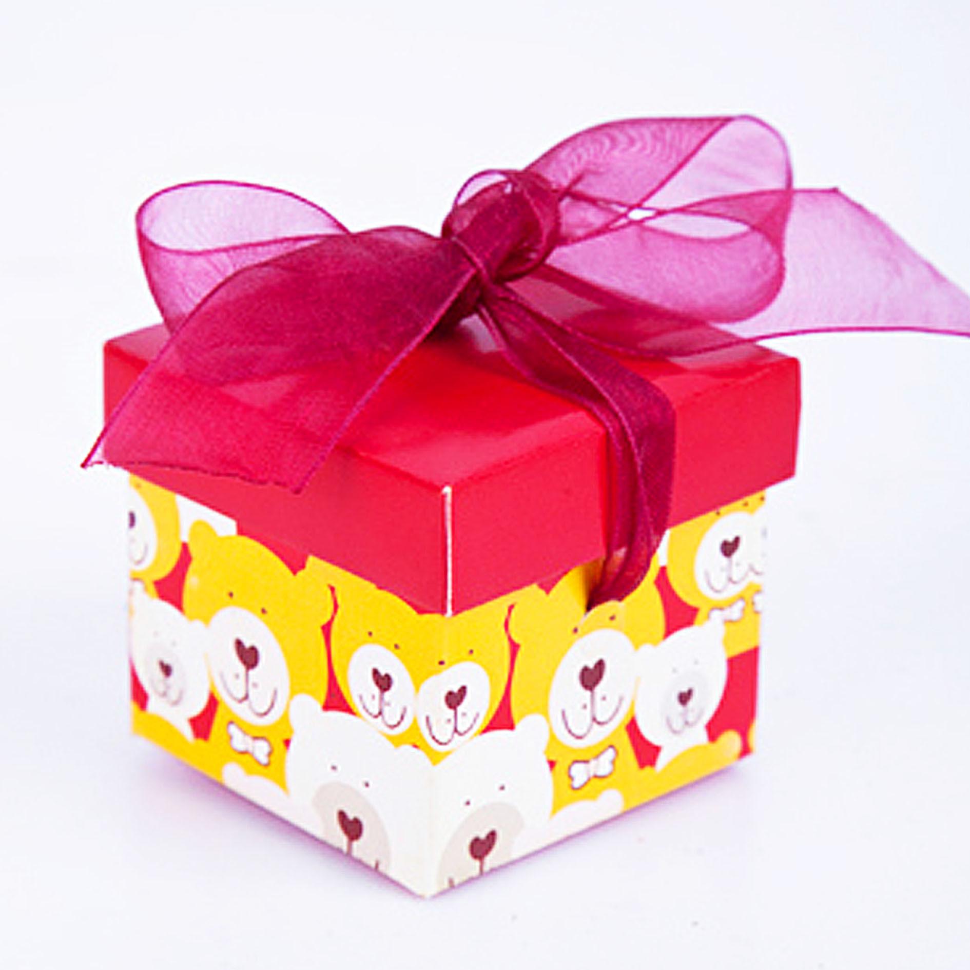 Фото коробок с подарками
