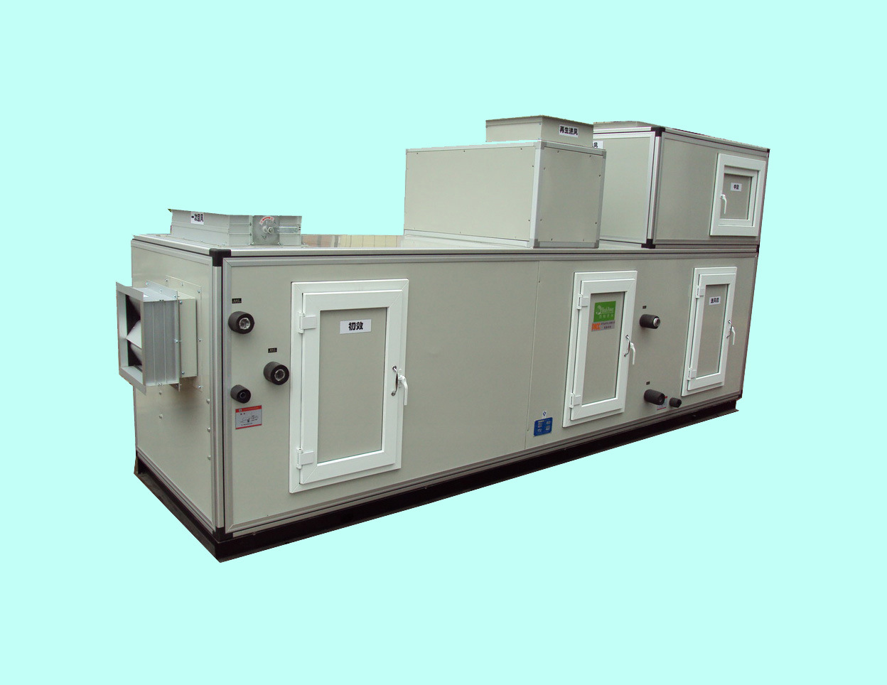 China ZK Series Air Conditioning Equipment China Air Handling  #11BAA2