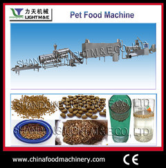 Pet and Animal Food Machine (LT65, LT70, LT85)