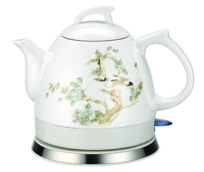 Porcelain Electric Kettle ~ Ceramic electric kettle china