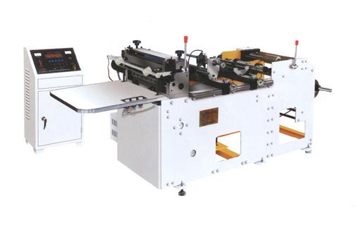 Label Cutting Machine, Cross Cutting Machine