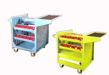 Cutting Tool Storage Trolley