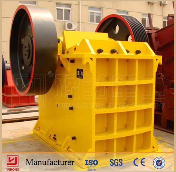 Henan Yuhong PE-600*900 Limestone Jaw Crusher, Good Performance Limestone Crushing Equipment