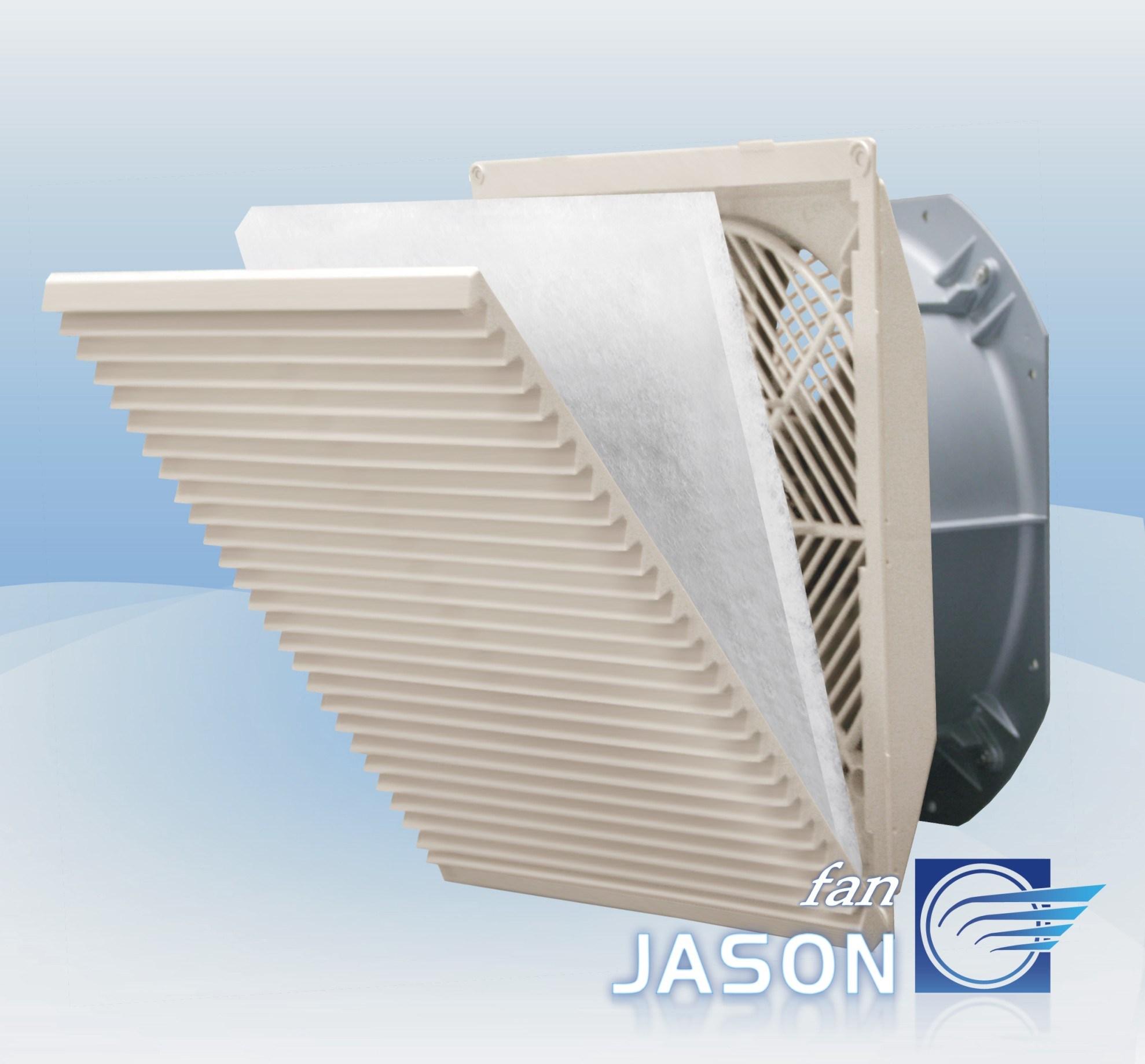 Ventilador de ventilação industrial elevado do fluxo de ar (FJK6626D  #2F6B9C