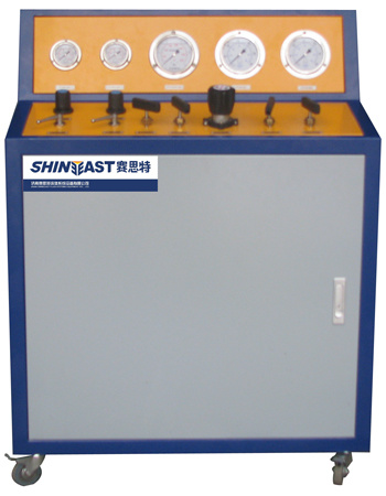 35 Mpa Gas Assisted Injection Molding System, SHINEEAST