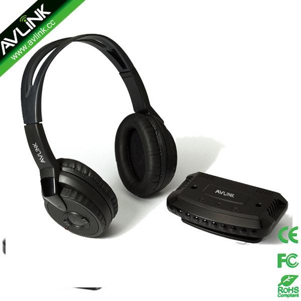 Wireless fm headphones
