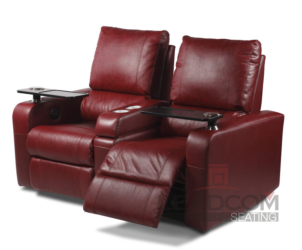 Reclining sofa chair thesofa Loveseats that recline