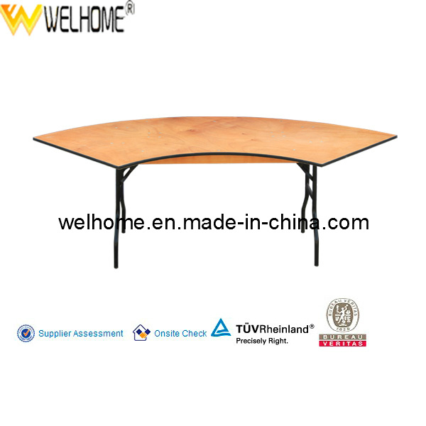 Banquet Plywood Folding Table