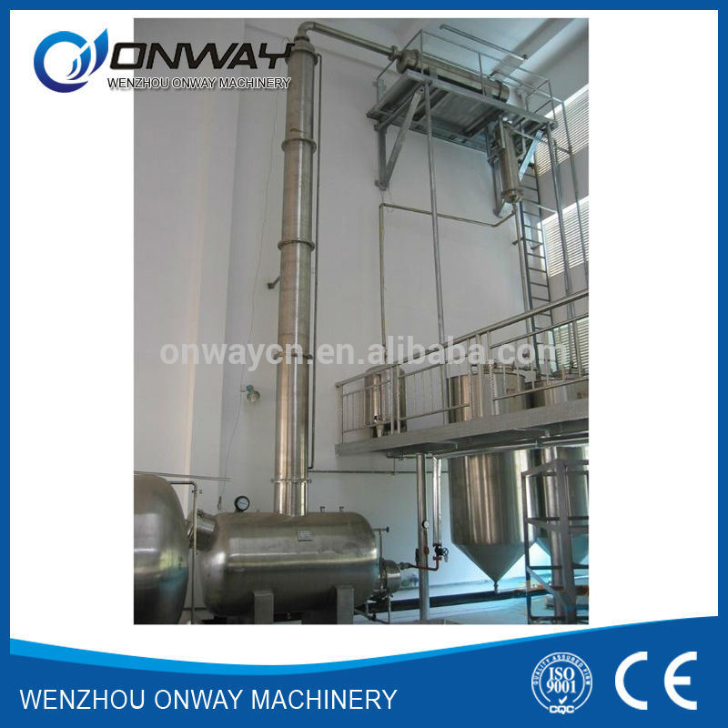 Jh High Efficient Fatory Price High Purity Alcohol Distiller