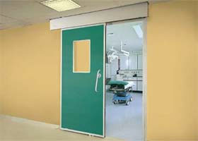 Automatic Sliding Door (Pad2002)