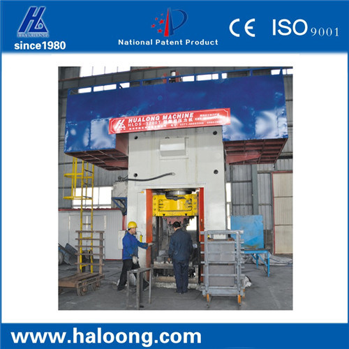 630 Ton CNC Operated China Supplier Brick Molding Presses