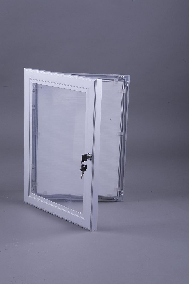 China Outdoor Lockable Poster Frame Lm45 China