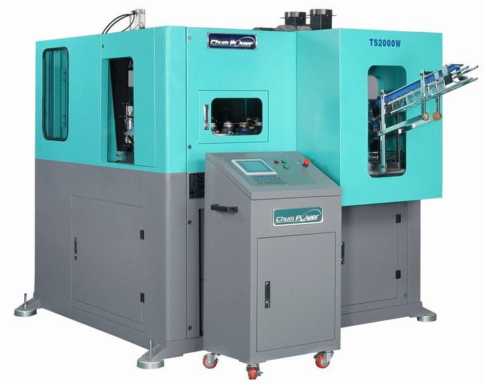 PET Plastic Machinery (CPSB-TS2000W)